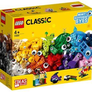 LEGO-11003-Caramizi si ochi (11003)-LEGO Classic