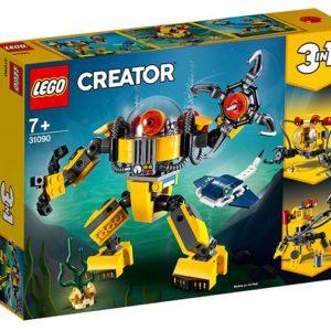 LEGO-31090-Robot subacvatic (31090)-LEGO Creator