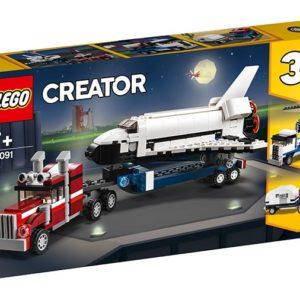 LEGO-31091-Transportorul navetei spa?iale (31091)-LEGO Creator