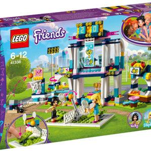 LEGO-41338-Stadionul lui Stephanie (41338)-LEGO Friends