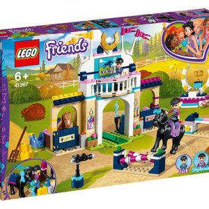 LEGO-41367-Sariturile cu calul lui Stephanie (41367)-LEGO Friends