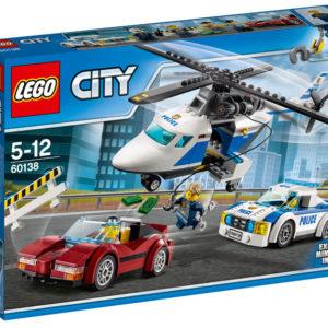 LEGO-60138-Urmarire de mare viteza  (60138)-LEGO City
