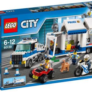 LEGO-60139-Centru de comanda mobil  (60139)-LEGO City