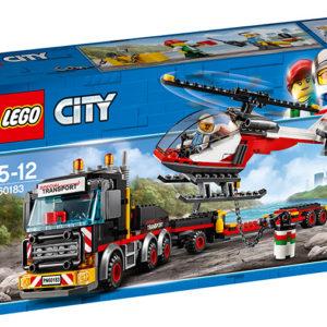 LEGO-60183-Transport de Incarcaturi grele (60183)-LEGO City