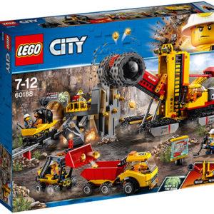 LEGO-60188-Mining Amplasamentul minerilor experti (60188)-LEGO City