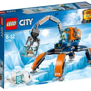 LEGO-60192-Macara Arctica (60192)-LEGO City