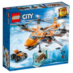 LEGO-60193-Transport aerian arctic (60193)-LEGO City