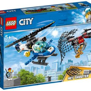 LEGO-60207-Urmarirea cu drona a politiei aeriene (60207)-LEGO City