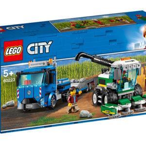 LEGO-60223-Transportor de seceratoare (60223)-LEGO City