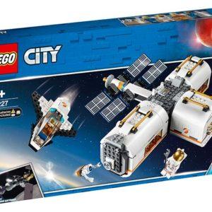 LEGO-60227-Statie spatiala lunara (60227)-LEGO City
