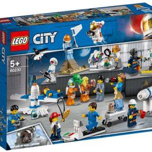LEGO-60230-Cercetare si dezvoltare spatiala (60230)-LEGO City