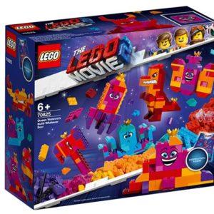 LEGO-70825-Cutia de constructie a Reginei Watevra! (70825)-LEGO Movie