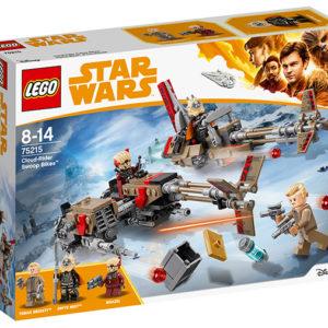 LEGO-75215-Cloud-Rider Swoop Bikes (75215)-LEGO Star Wars