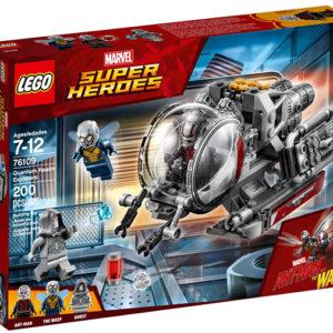 LEGO-76109-Exploratorii Taramului Cuantic (76109)-LEGO Marvel Super Heroes