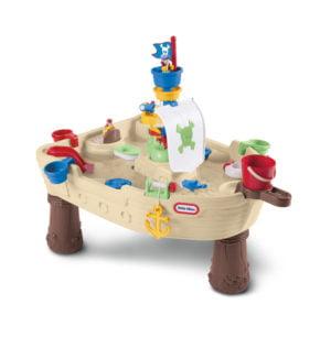 Masuta De Joaca Cu Apa Nava Pirat-Little Tikes-SAND AND WATER TABLES-LT62856 prin Didactopia by Evertoys