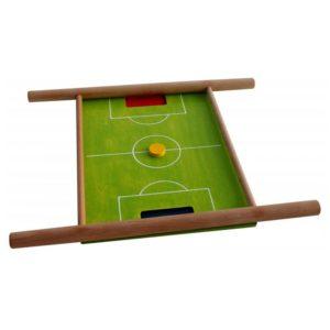 Mukki - Fotbal pe rupte - Joc de forţă şi tactică - Pedalo