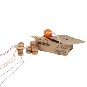 Team Box 1 - colectie activitati Team Building - Pedalo Germania