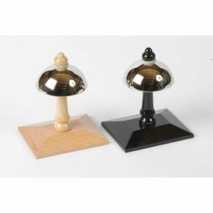 2 Bells Mounted: B Flat-produs original Nienhuis Montessori-prin Didactopia by Evertoys