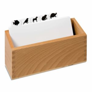 Animal Puzzle: Copy Masters Box-produs original Nienhuis Montessori-prin Didactopia by Evertoys