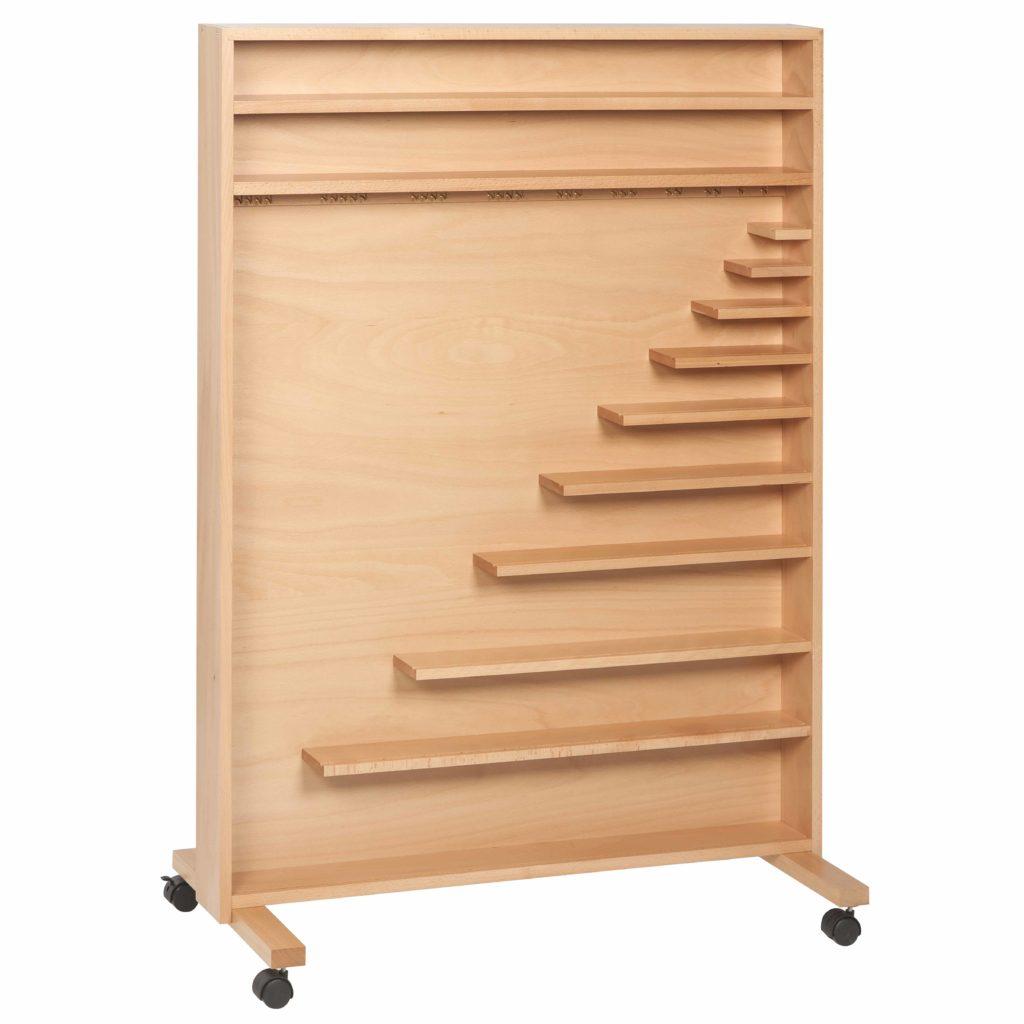 Bead Material Cabinet-produs original Nienhuis Montessori-prin Didactopia by Evertoys
