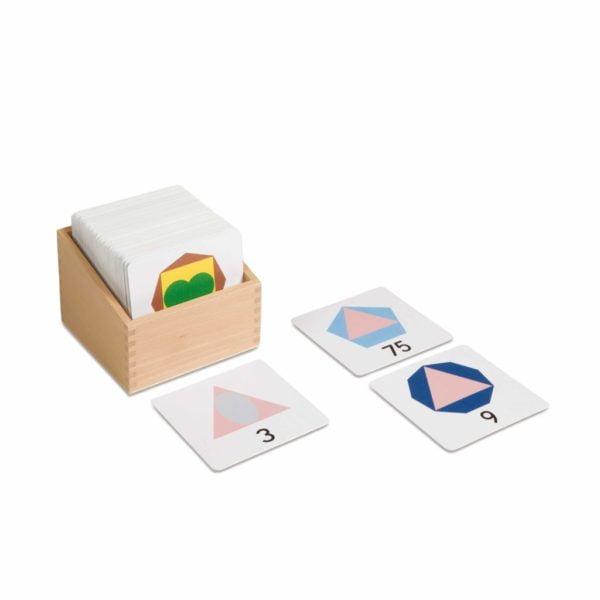 Box With Large Numeral Cards-produs original Nienhuis Montessori-prin Didactopia by Evertoys