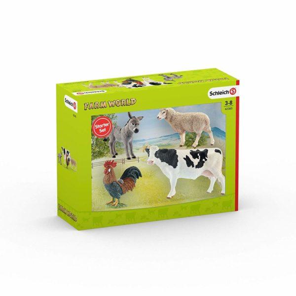 Colectie animale de la ferme 1 - Animale domestice - figurine Schleich