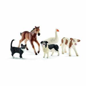 Colectie animale de la ferme 2 - Animale domestice - figurine Schleich