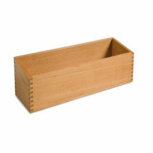 Double Sandpaper Letters Box-produs original Nienhuis Montessori-prin Didactopia by Evertoys
