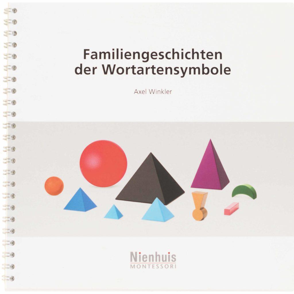 Familiengeschichten der Wortartensymbole (German version)-produs original Nienhuis Montessori-prin Didactopia by Evertoys