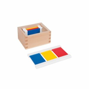 First Box Of Color Tablets-produs original Nienhuis Montessori-prin Didactopia by Evertoys