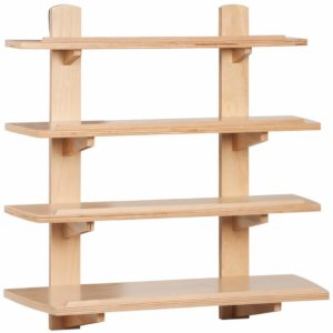 Floor / Wall Frame For The Metal Insets-produs original Nienhuis Montessori-prin Didactopia by Evertoys