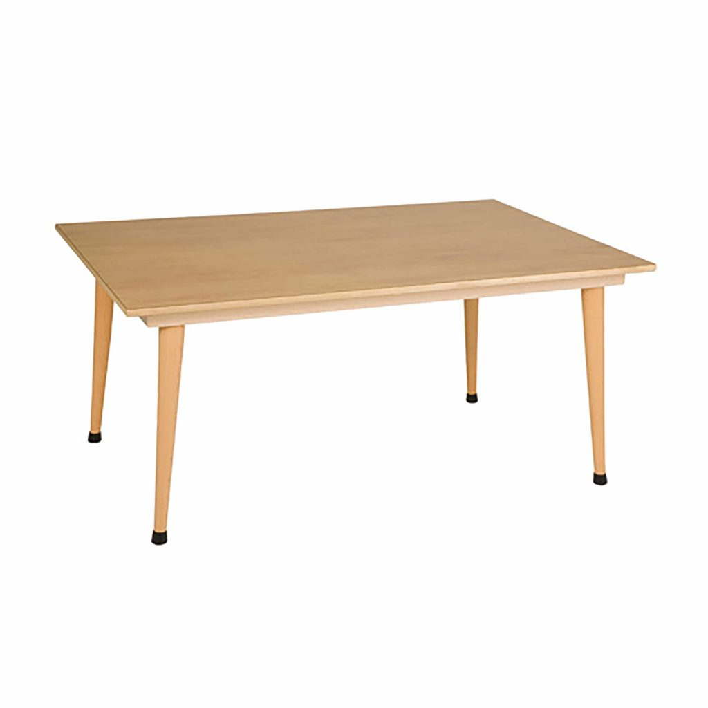 Group Table B2: Violet-produs original Nienhuis Montessori-prin Didactopia by Evertoys