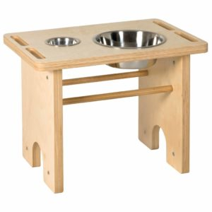 Hand Washing Table-produs original Nienhuis Montessori-prin Didactopia by Evertoys