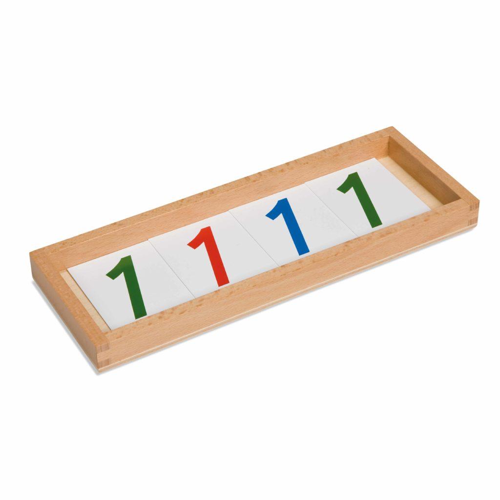 Introduction To Decimal Symbol-produs original Nienhuis Montessori-prin Didactopia by Evertoys