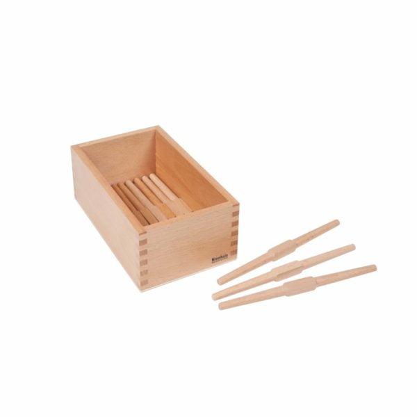 Loose Spindles Box-produs original Nienhuis Montessori-prin Didactopia by Evertoys
