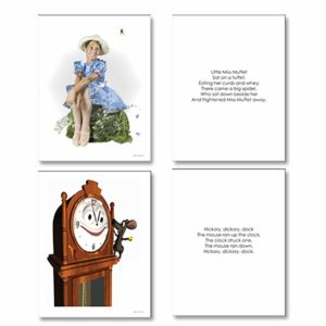 Nursery Rhymes Kit 1-produs original Nienhuis Montessori-prin Didactopia by Evertoys