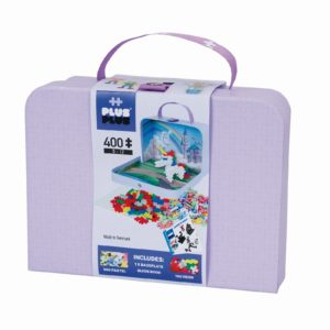 Plus Plus Pastel Set - 400 Piese - Plus Plus - prin Didactopia by Evertoys
