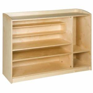 Sensorial Cabinet (101 cm)-produs original Nienhuis Montessori-prin Didactopia by Evertoys