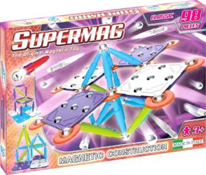 Set Constructie Classic Trendy 98 P - Supermag - prin Didactopia by Evertoys