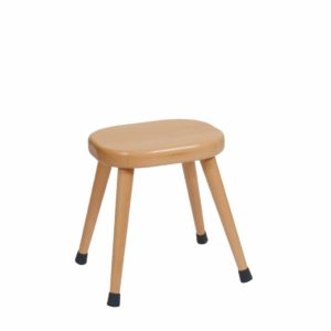 Stool C3: Yellow-produs original Nienhuis Montessori-prin Didactopia by Evertoys