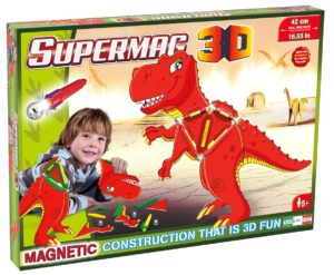 Supermag 3D - Jucarie Cu Magnet T-Rez - Supermag - prin Didactopia by Evertoys