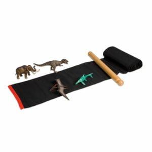 The Black Ribbon-produs original Nienhuis Montessori-prin Didactopia by Evertoys