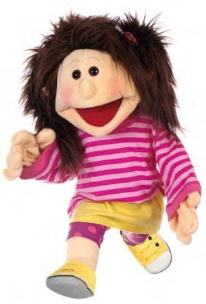 Finja - 65 cm - Papusa Marioneta - original Living Puppets