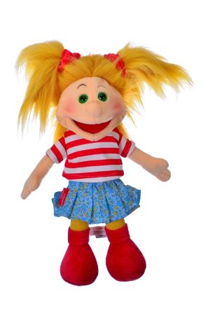 Giselle - 35 cm - Papusa Marioneta - original Living Puppets