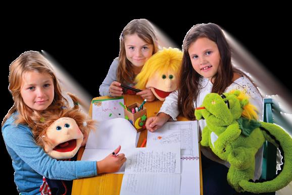 Living Puppets marioneta full 3