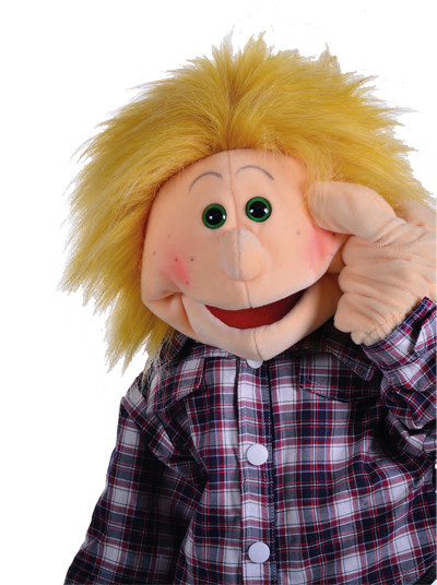 Living Puppets marionete de mana pentru copii