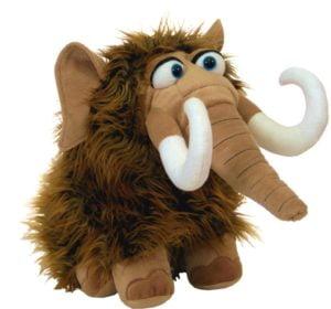 Mamutul Fletcher - 40 cm - Papusa Marioneta - original Living Puppets