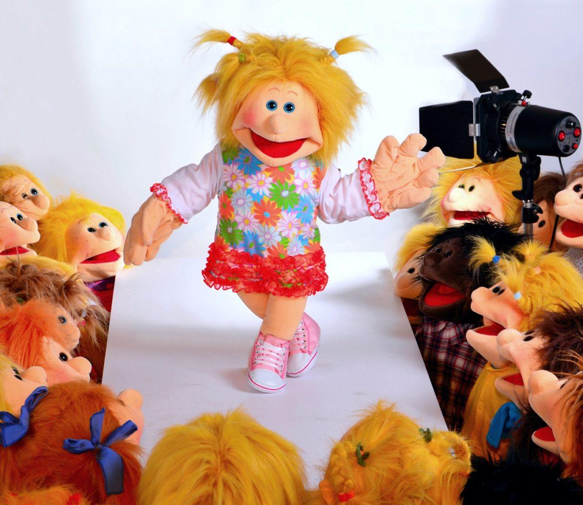 Marionete manevrabile de copii si adulti - Original Living Puppets prin Didactopia by Evertoys 4