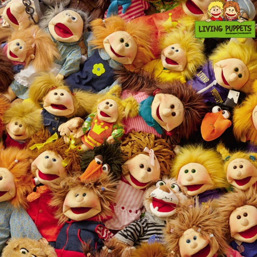 Original Living Puppets prin Didactopia by Evertoys