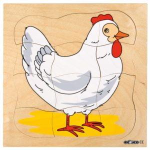 Puzzle eductaiv crestere Puiul -produs-original-Educo-Jegro-prin-Didactopia-by-Evertoys